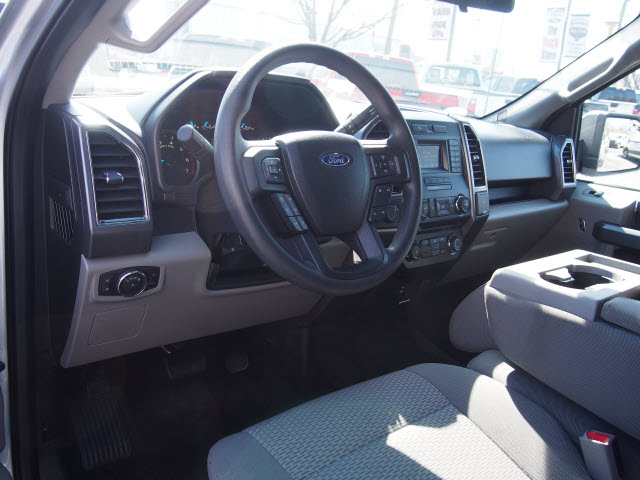 2017 F-150 SuperCrew Cab 4x4, Pickup #266413 - photo 15