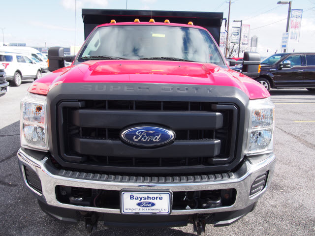 2015 F-350 Regular Cab DRW 4x4, Dump Body #266421 - photo 4