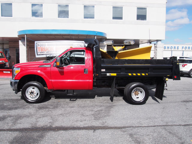 2015 F-350 Regular Cab DRW 4x4, Dump Body #266421 - photo 6