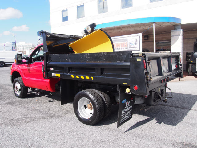 2015 F-350 Regular Cab DRW 4x4, Dump Body #266421 - photo 7