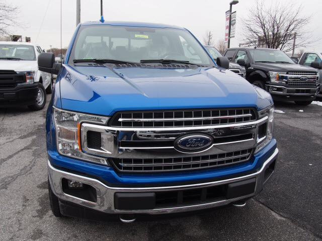 2018 F-150 Crew Cab 4x4, Pickup #266467 - photo 3