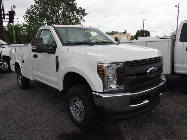 2018 F-250 Regular Cab 4x4,  Knapheide Service Body #266475 - photo 3
