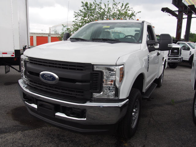 2018 F-250 Regular Cab 4x4, Cab Chassis #266475 - photo 1