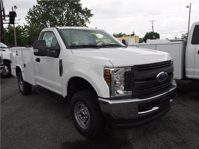 2018 F-250 Regular Cab 4x4,  Knapheide Standard Service Body #266475 - photo 1