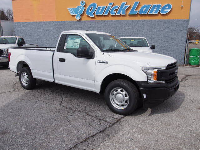 2018 F-150 Regular Cab, Pickup #266588 - photo 3