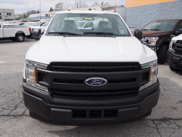 2018 F-150 Regular Cab, Pickup #266588 - photo 4