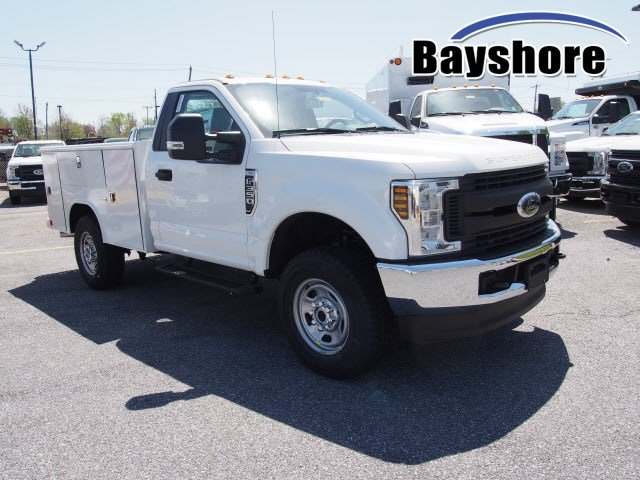 2018 F-350 Regular Cab 4x4,  Reading Service Body #266640 - photo 4
