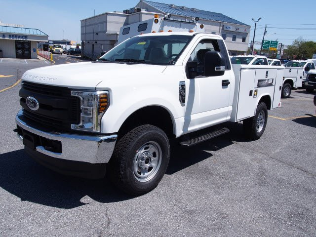 2018 F-350 Regular Cab 4x4,  Reading Service Body #266640 - photo 3