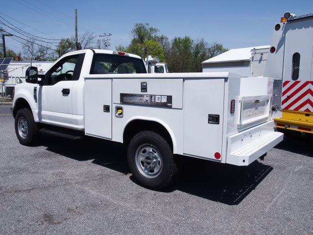 2018 F-350 Regular Cab 4x4,  Reading Service Body #266640 - photo 2