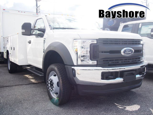 2018 F-550 Regular Cab DRW 4x4,  Knapheide Service Body #266913 - photo 3