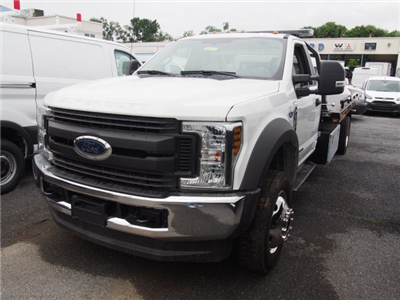 2018 F-550 Regular Cab DRW 4x4,  Jerr-Dan Standard Duty Carriers Rollback Body #266917 - photo 1