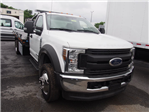 2018 F-550 Regular Cab DRW 4x4,  Jerr-Dan Standard Duty Carriers Rollback Body #266917 - photo 3