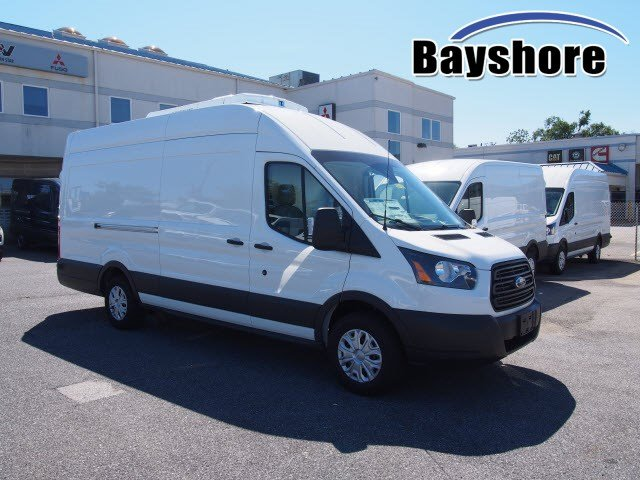 2018 Transit 250 High Roof 4x2,  Thermo King Refrigerated Body #267302 - photo 3