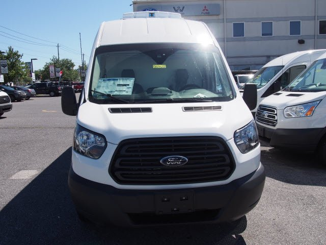 2018 Transit 250 High Roof 4x2,  Thermo King Refrigerated Body #267302 - photo 4