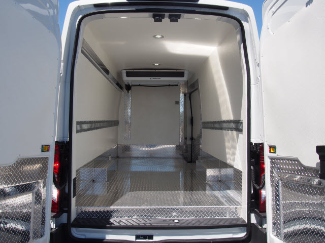 2018 Transit 250 High Roof 4x2,  Thermo King Services Inc Refrigerated Body #267303 - photo 2