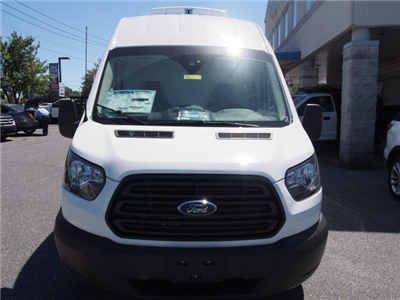 2018 Transit 250 High Roof 4x2,  Thermo King Refrigerated Body #267303 - photo 4