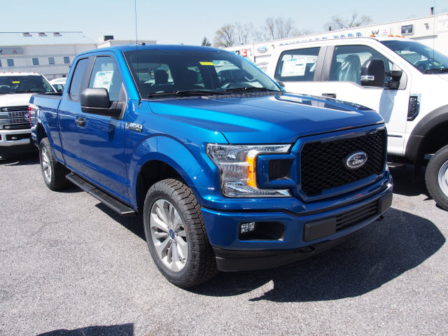 2018 F-150 Super Cab 4x4, Pickup #267357 - photo 1