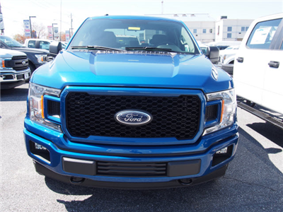 2018 F-150 Super Cab 4x4, Pickup #267357 - photo 4