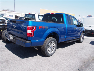 2018 F-150 Super Cab 4x4, Pickup #267357 - photo 2