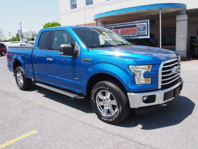 2015 F-150 Super Cab 4x4, Pickup #267395 - photo 1