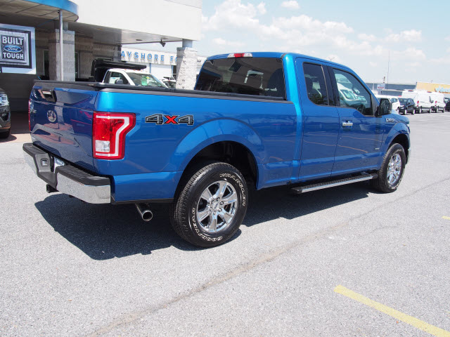 2015 F-150 Super Cab 4x4, Pickup #267395 - photo 2