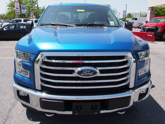 2015 F-150 Super Cab 4x4, Pickup #267395 - photo 3