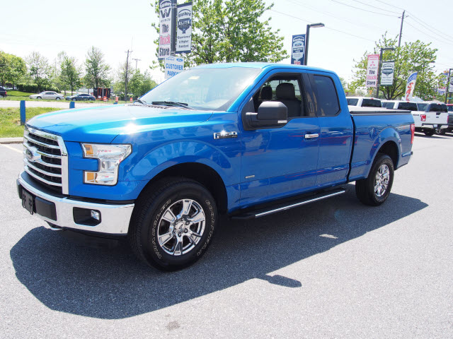 2015 F-150 Super Cab 4x4, Pickup #267395 - photo 4