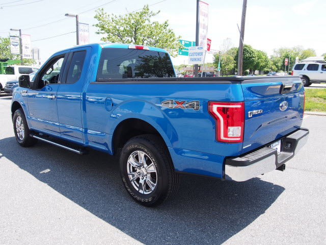 2015 F-150 Super Cab 4x4, Pickup #267395 - photo 7