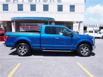 2015 F-150 Super Cab 4x4, Pickup #267395 - photo 5