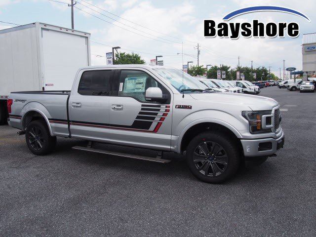 2018 F-150 SuperCrew Cab 4x4,  Pickup #267413 - photo 3