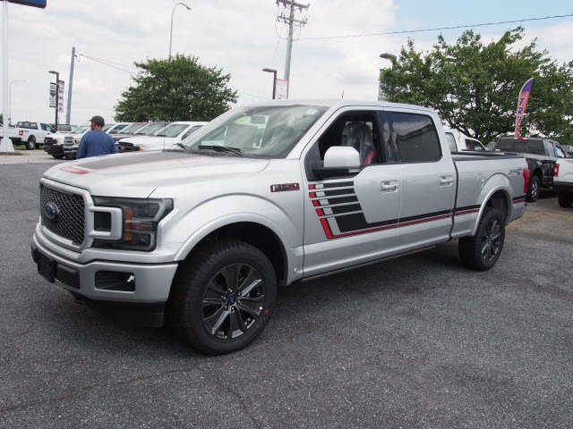 2018 F-150 SuperCrew Cab 4x4,  Pickup #267413 - photo 1
