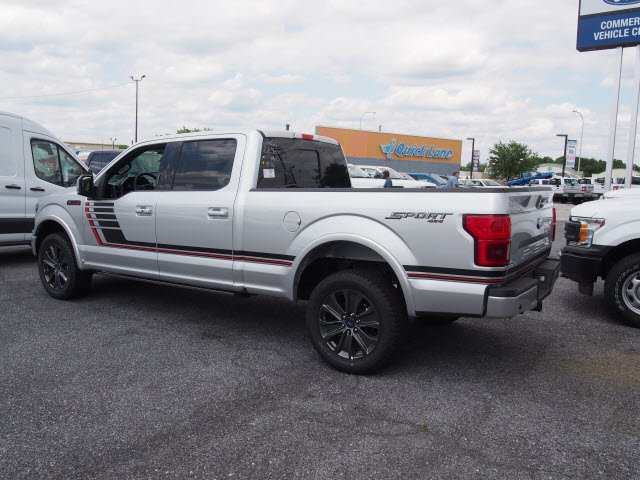 2018 F-150 SuperCrew Cab 4x4,  Pickup #267413 - photo 2