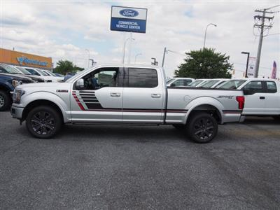 2018 F-150 SuperCrew Cab 4x4,  Pickup #267413 - photo 4