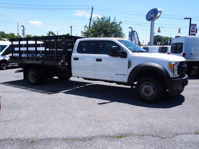 2017 F-450 Crew Cab DRW 4x4,  Stake Bed #267595 - photo 16