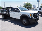 2017 F-450 Crew Cab DRW 4x4,  Stake Bed #267595 - photo 1