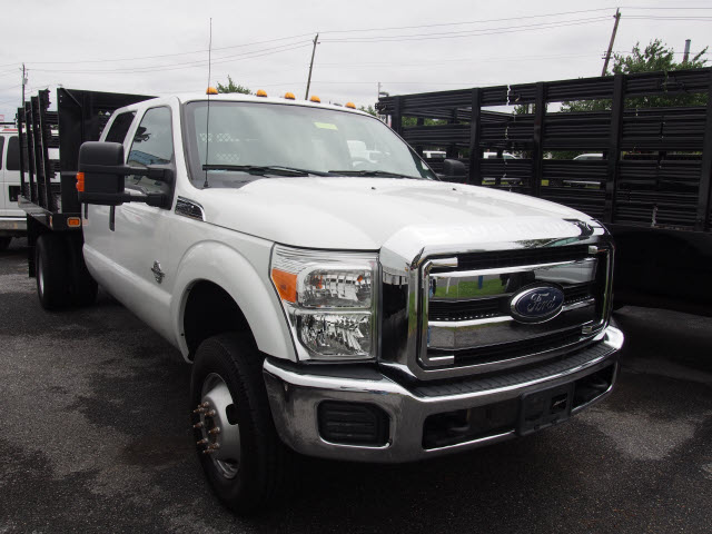 2016 F-350 Crew Cab DRW 4x4,  Stake Bed #267596 - photo 1