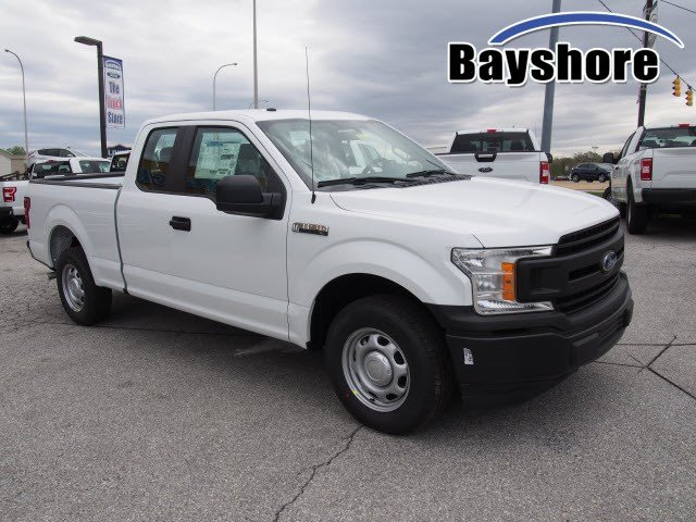 2018 F-150 Super Cab 4x2,  Pickup #267624 - photo 3