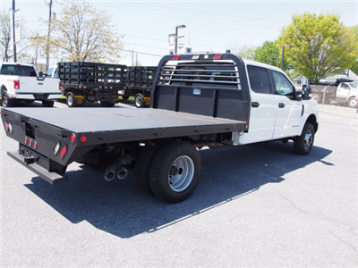 2017 F-350 Crew Cab DRW 4x4, Platform Body #267634 - photo 2