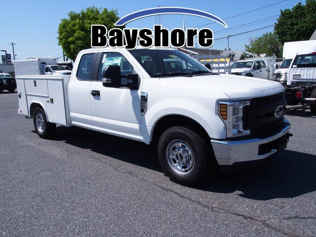 2018 F-250 Super Cab 4x2,  Reading Service Body #267875 - photo 3