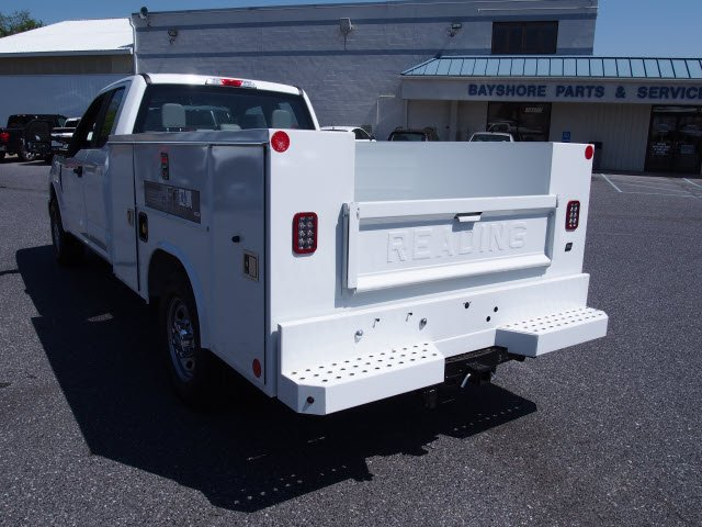 2018 F-250 Super Cab 4x2,  Reading SL Service Body #267875 - photo 2