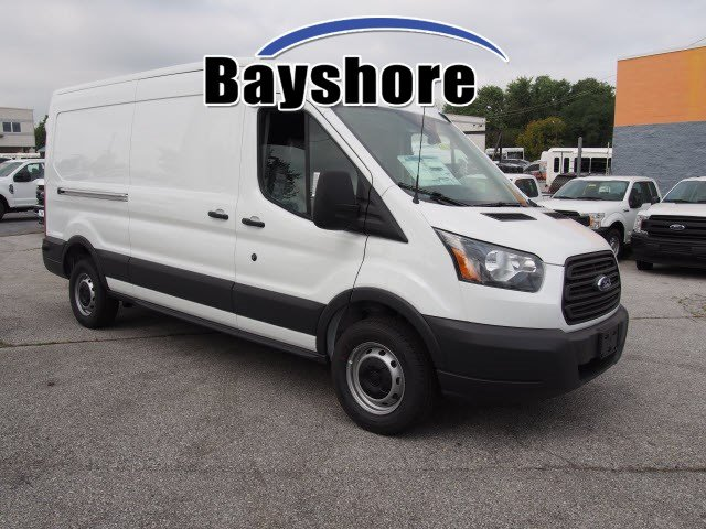 2018 Transit 250 Med Roof 4x2,  Empty Cargo Van #267968 - photo 3