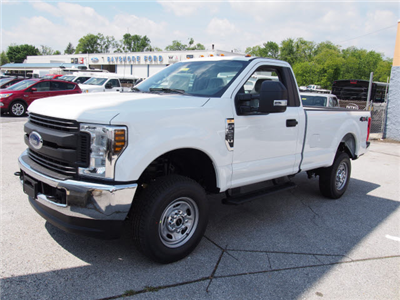 2018 F-250 Regular Cab 4x4,  Pickup #267998 - photo 4