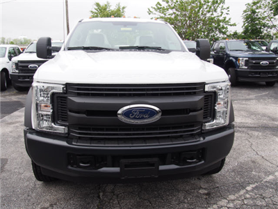 2018 F-550 Regular Cab DRW, Cab Chassis #268048 - photo 4