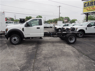 2018 F-550 Regular Cab DRW, Cab Chassis #268048 - photo 5