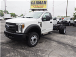 2018 F-550 Regular Cab DRW, Cab Chassis #268048 - photo 1