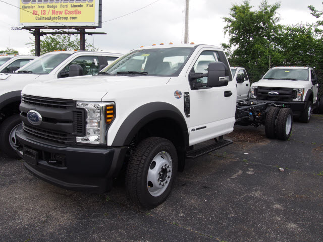 2018 F-550 Regular Cab DRW 4x4,  Cab Chassis #268065 - photo 1
