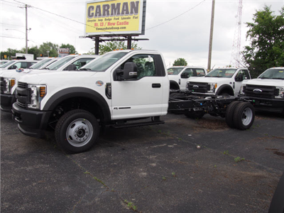 2018 F-550 Regular Cab DRW 4x4,  Cab Chassis #268065 - photo 5