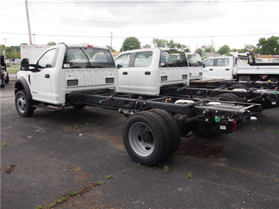 2018 F-550 Regular Cab DRW 4x4,  Cab Chassis #268065 - photo 2