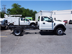 2018 F-550 Regular Cab DRW 4x4,  Cab Chassis #268066 - photo 5