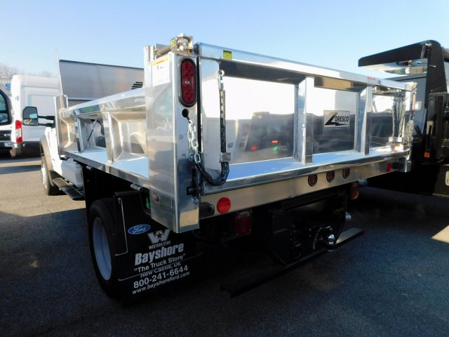 2018 F-550 Super Cab DRW 4x4,  Rugby Dump Body #268188 - photo 5